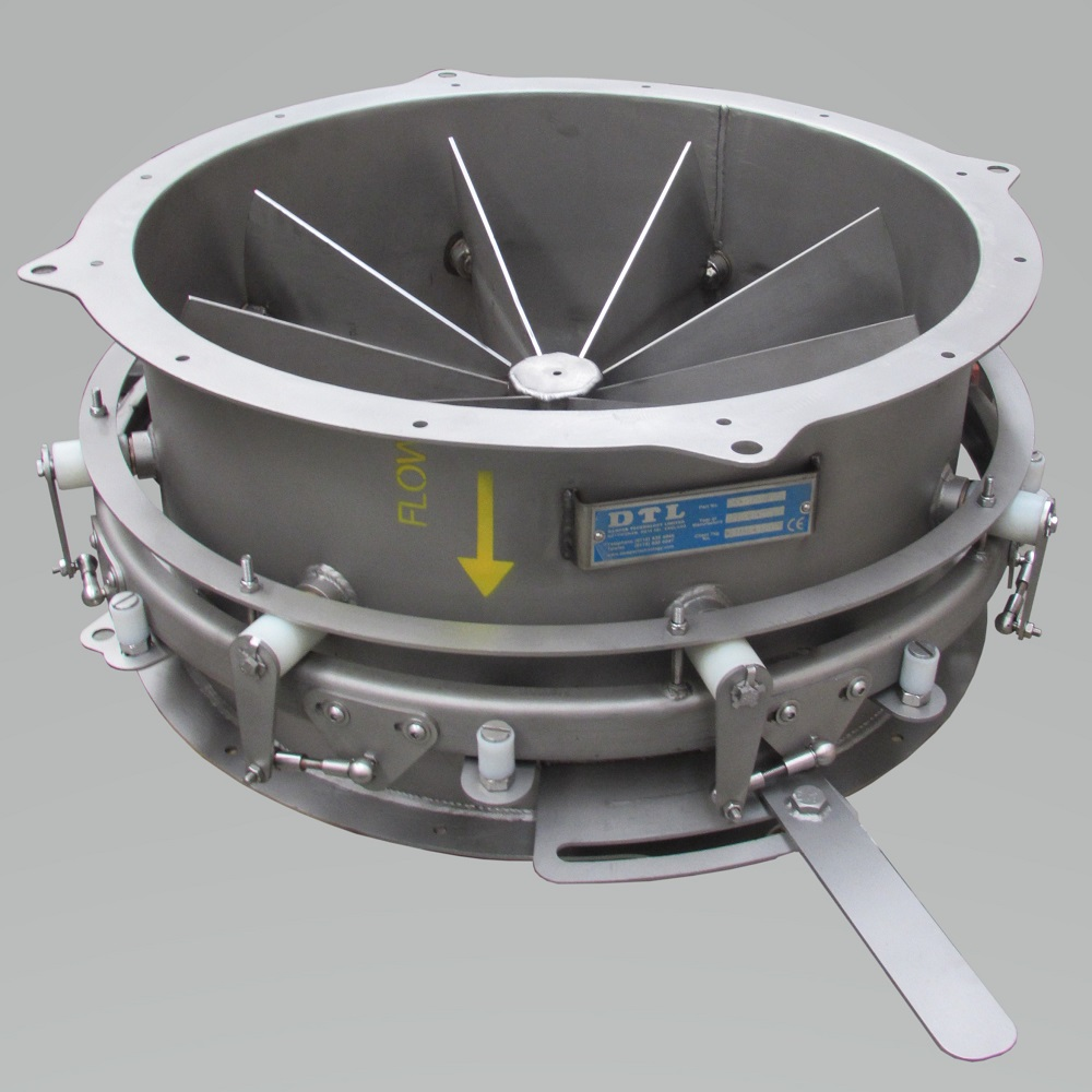 inlet-vane-control-IVC-damper